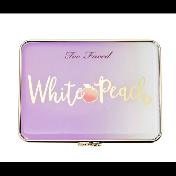 Too Faced Other - Too faced NIB white peach palette